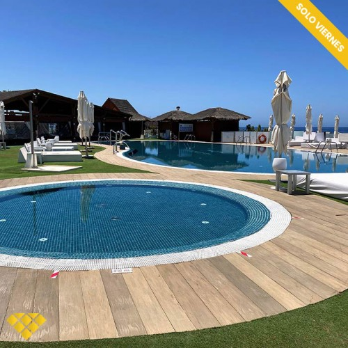copy of Exclusive Day Amadores Beach Club VIP Lounge