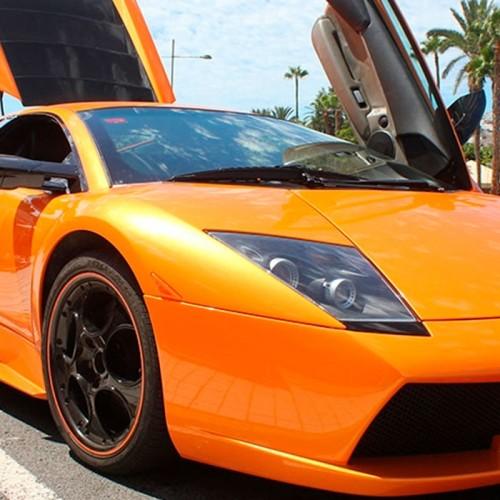 Conducir Lamborghini Murciélago en Gran Canaria