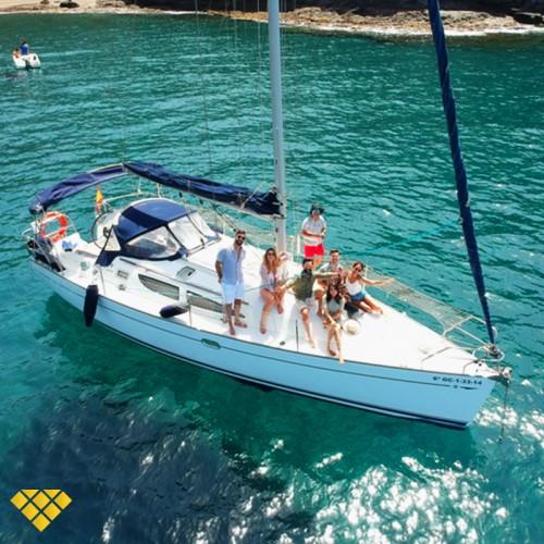 Velero Privado con Keep Sailing