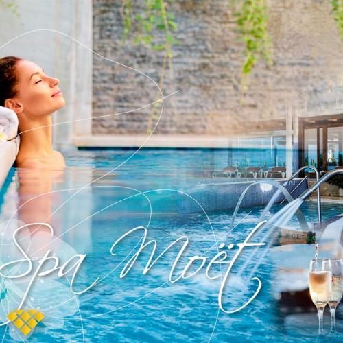 Orquídea Club Spa. 2,5 horas de Spa + Moët x2