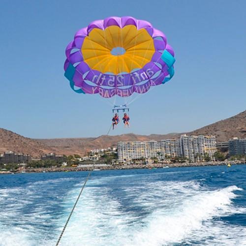 Barco Benito + Jet Ski + Parascending + Banana  99€/pax. Anfi del Mar