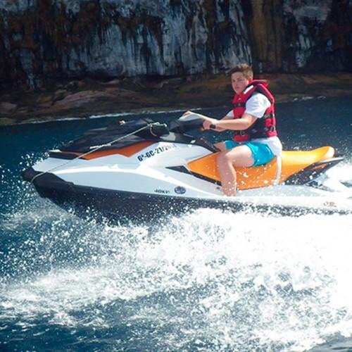 Safari en moto de agua, Gran Canaria.