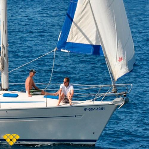 Escapada en velero, Anfi del Mar, Mogan, Gran Canaria