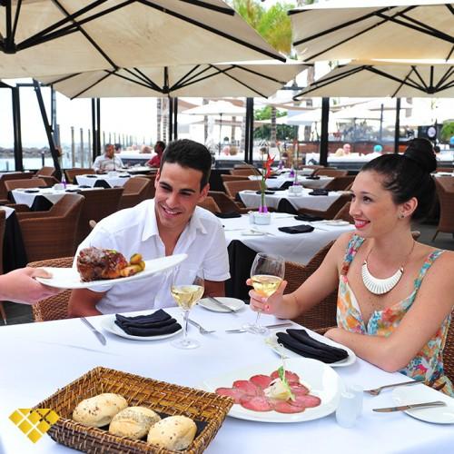 Cena Especial en Maroa, Playa de Anfi