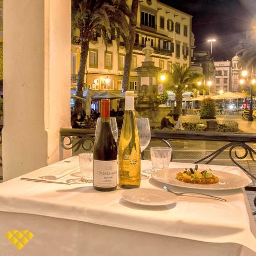 Gabinete Literario - Elegante Spanich Dinner